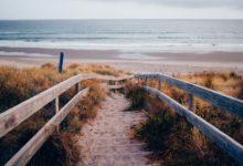 Novozélandská pláž patří díky crowdfundingové kampani veřejnosti