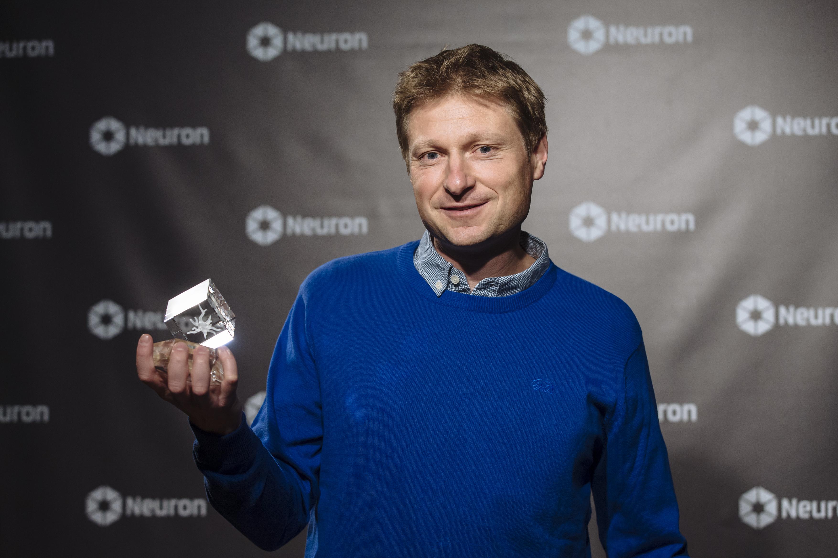Nadační fond Neuron ocenil šestici mladých nadaných vědců
