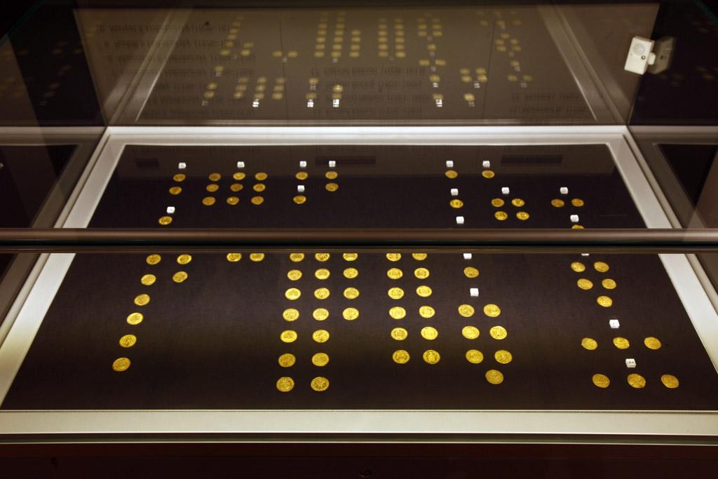 V olomouckém muzeu můžete až do června zhlédnout zlatý poklad