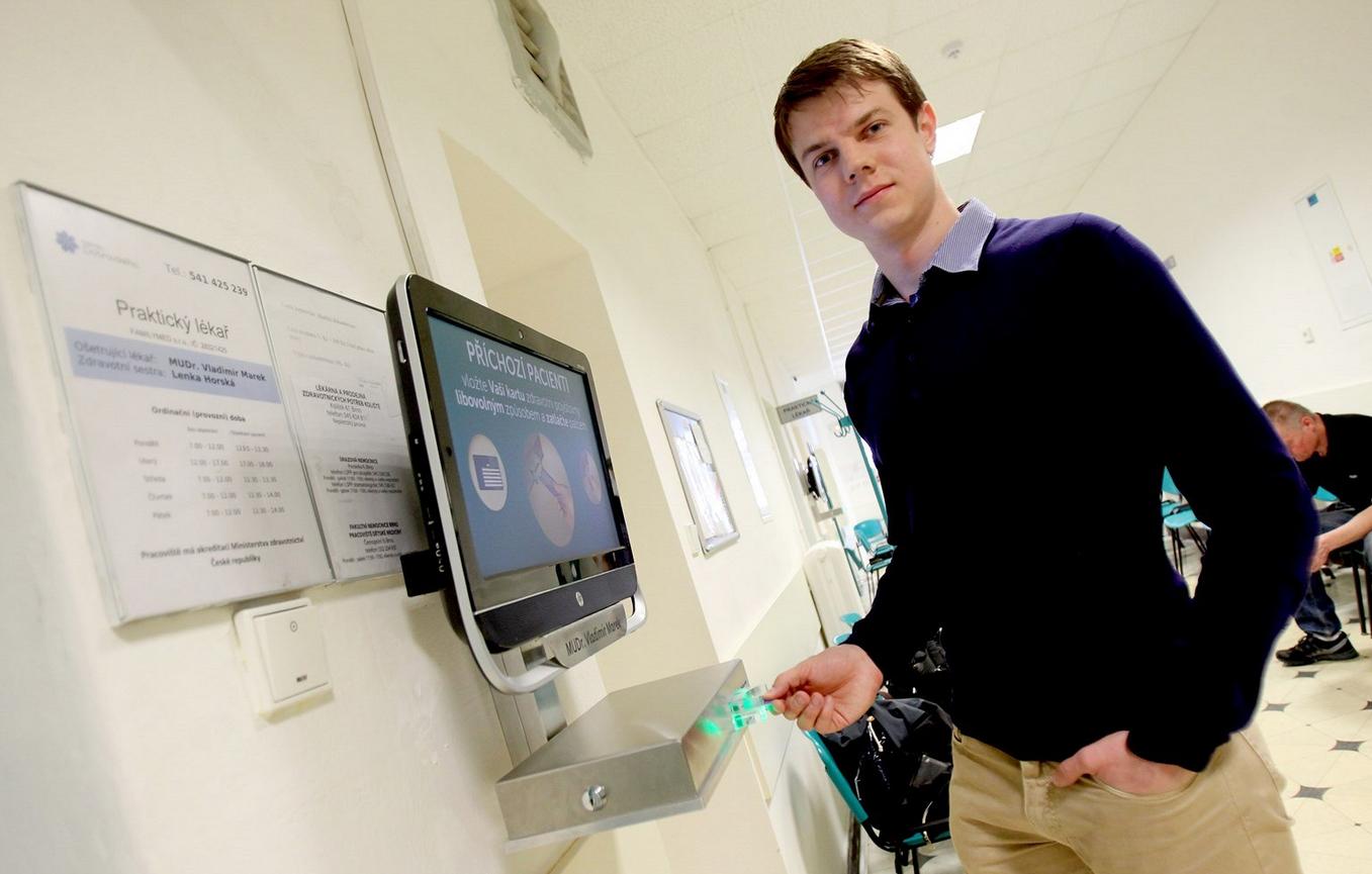Aplikace zbaví čekárny u lékařů zmatených pacientů i předbíhání