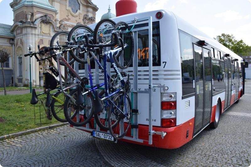 Pražský dopravní podnik spouští zkušební provoz cyklobusů