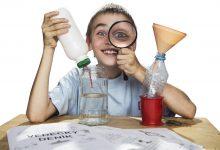 Děti pomocí projektu Omniveda objevují taje vědeckého světa