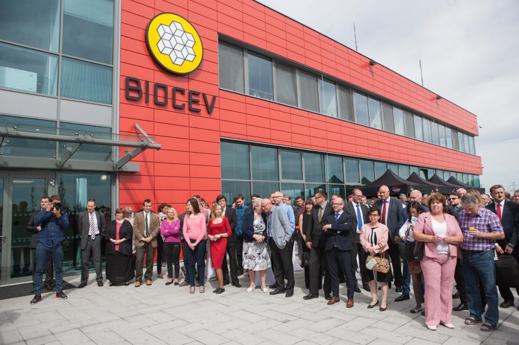 Ve Vestci u Prahy vzniklo nové vědecko-výzkumné centrum Biocev