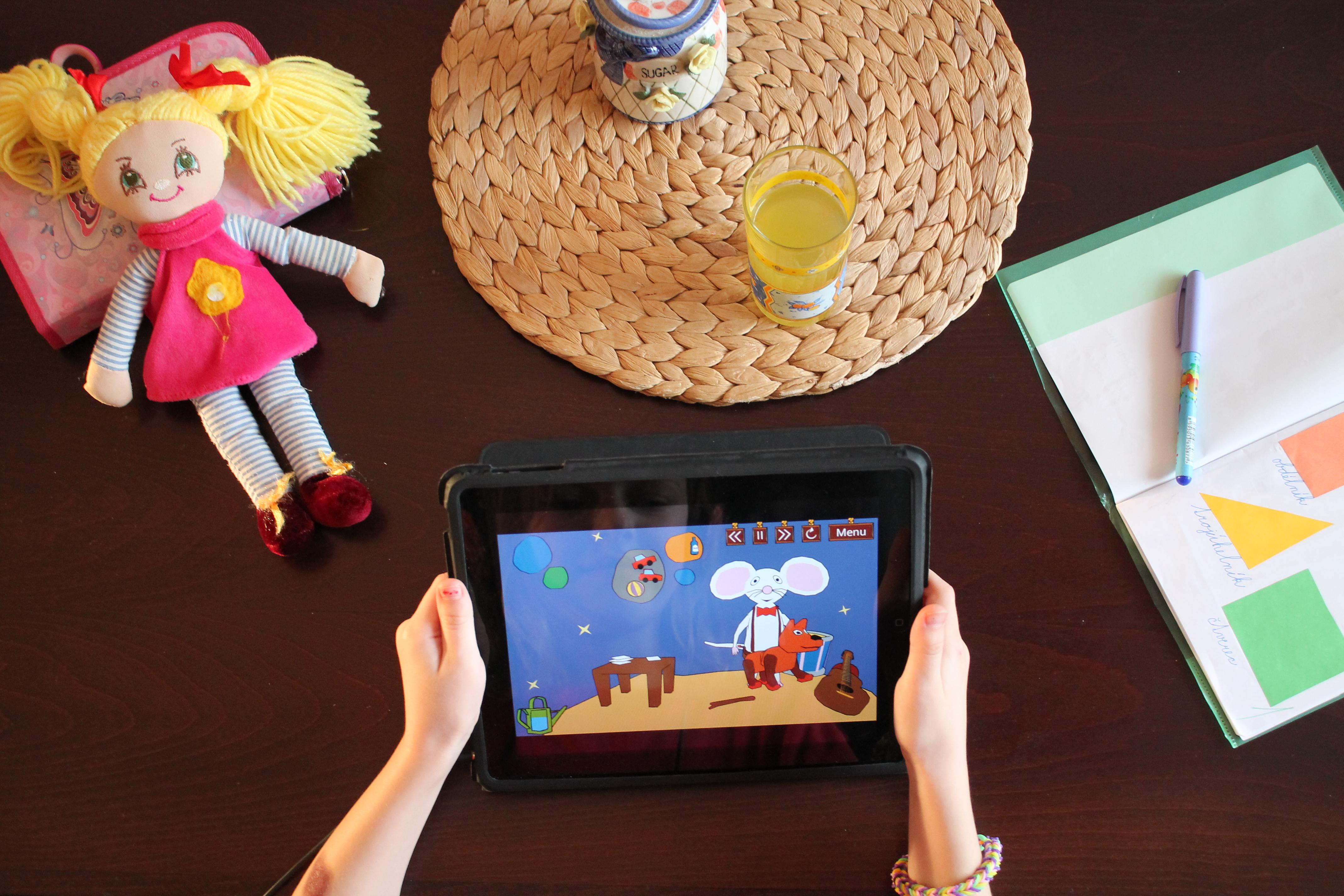 V Česku vzniká originální aplikace, která pomůže dětem s matematikou