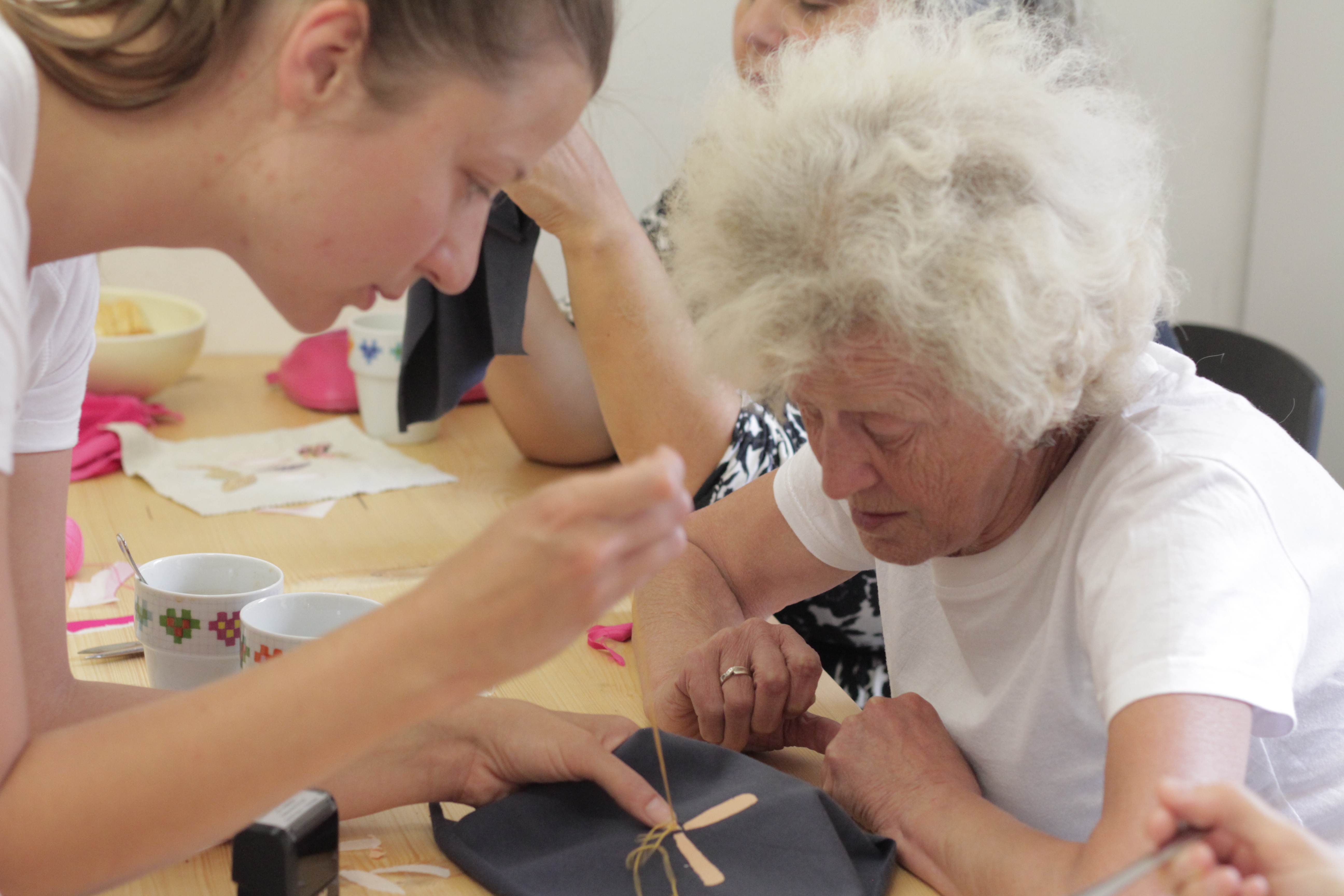 Projekt Metráž pomáhá originálním způsobem ženám v těžké životní situaci