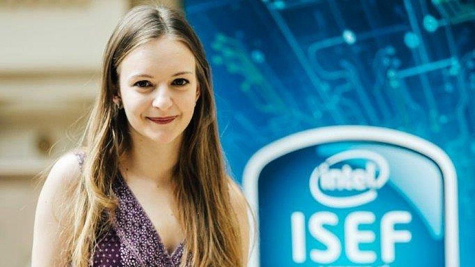 Brněnská studentka zabodovala v USA v soutěži vědeckých talentů