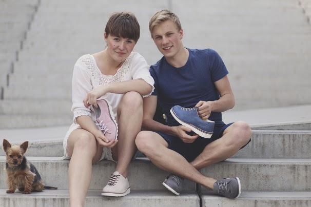 Rozjezdem roku je ručně šitá obuv Vasky Václava Staňka