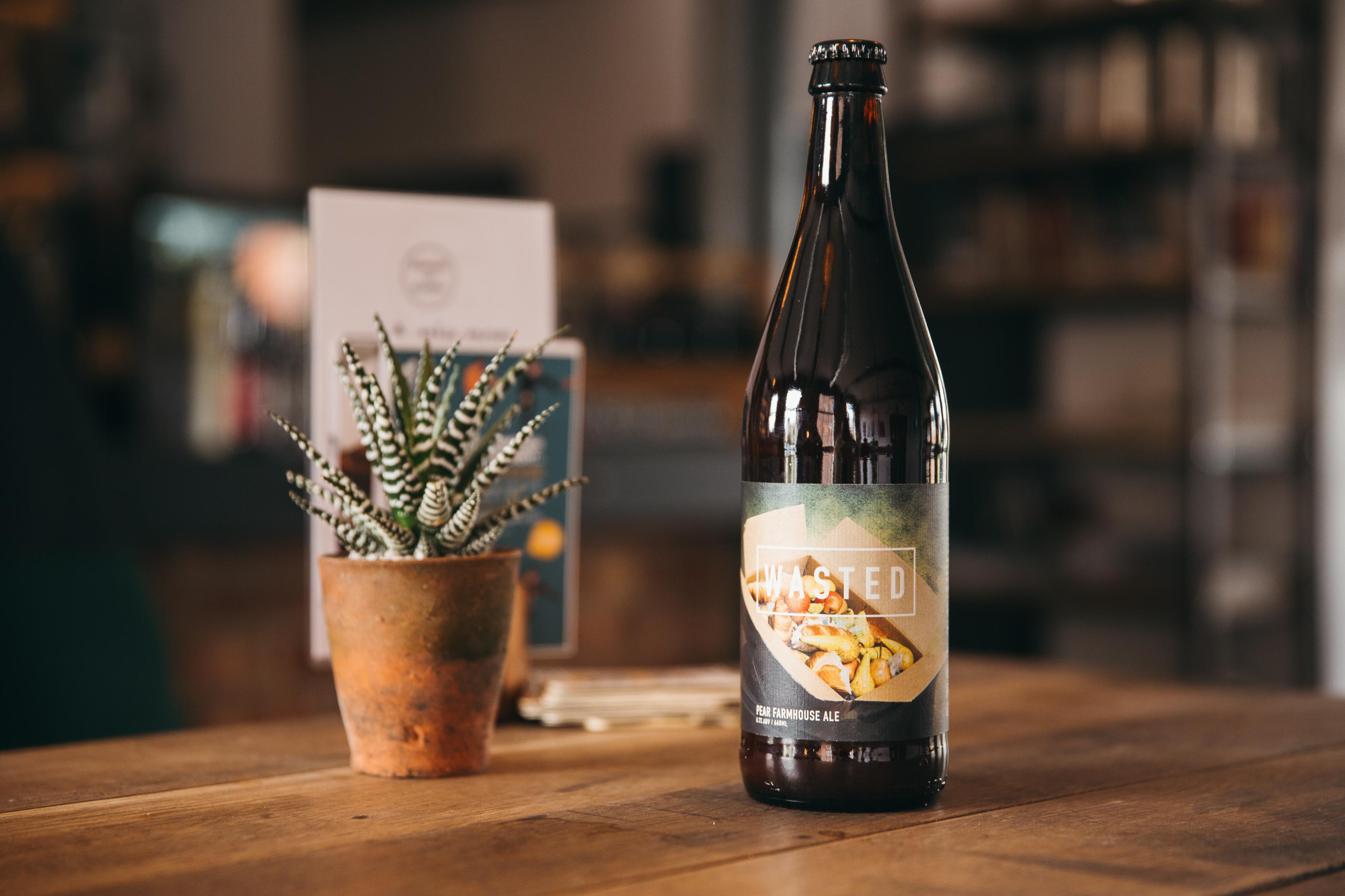 V Leedsu vyrobili unikátní pivo s nulovým odpadem