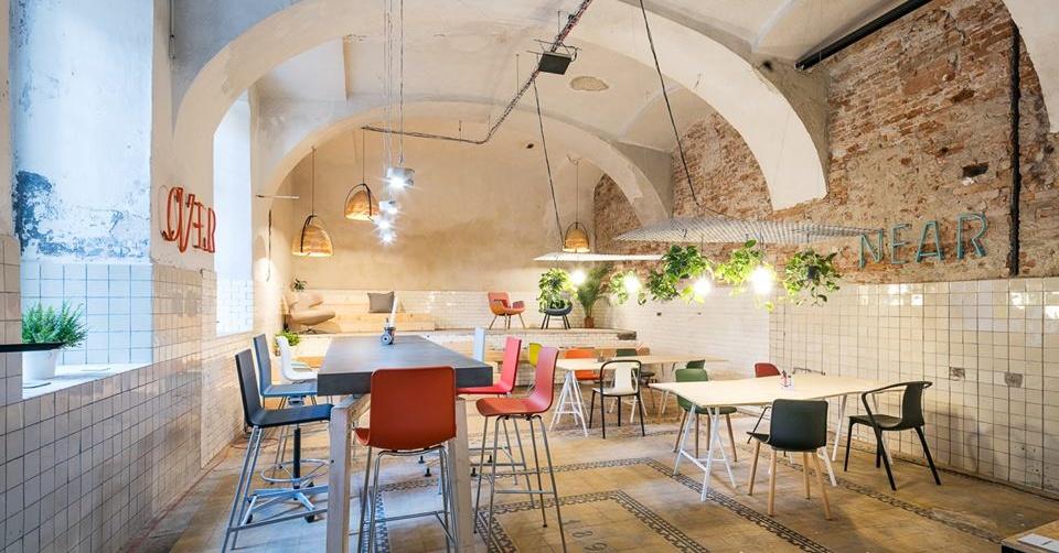 Architekti z brněnského studia vnesli život do staré továrny