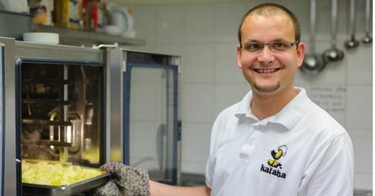 Handicapovaní připravují v Plzni zdravé svačiny