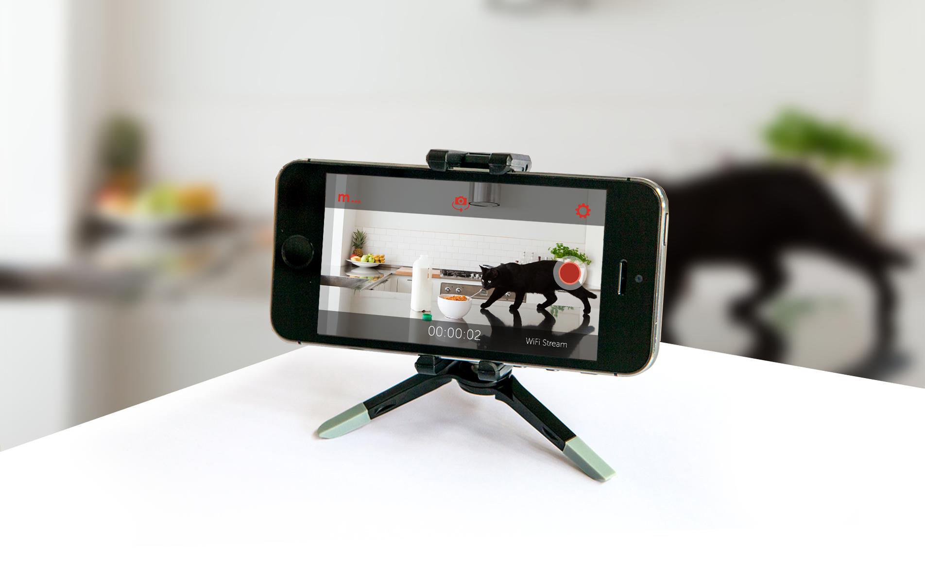Staré smartphony nemusí ležet v šuplíku, mohou se proměnit třeba v bezpečnostní čidla