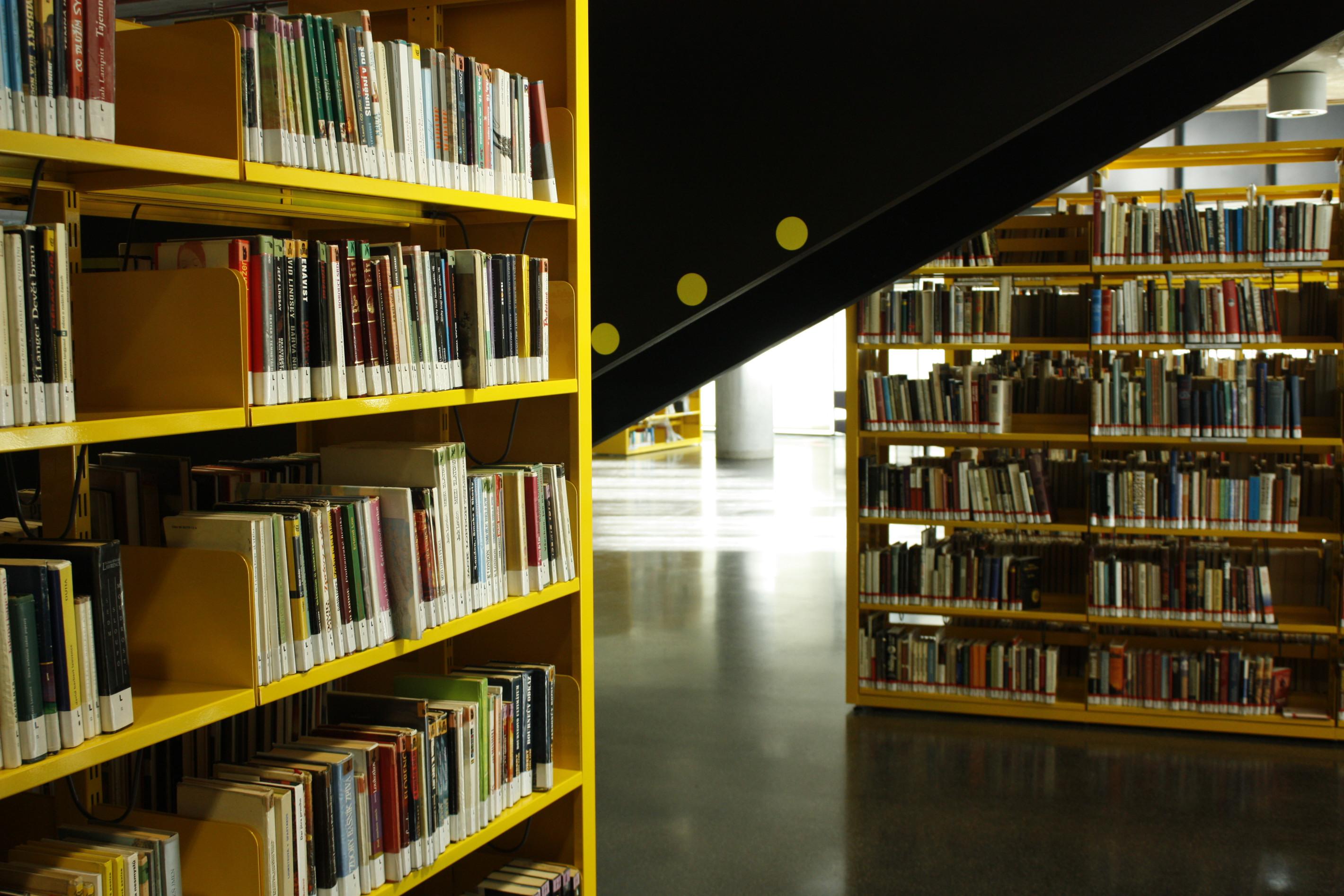 Česko má výjimečnou síť knihoven, všimly si jí i New York Times