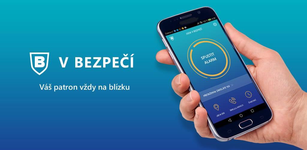 Nová aplikace kontaktuje v případě ohrožení blízké, obyvatelům jižní Moravy slibuje bezpečí