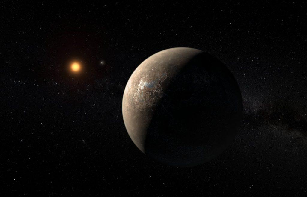 """Astronomové objevili """"novou Zemi"""". Nachází se 4 světelné roky daleko"""