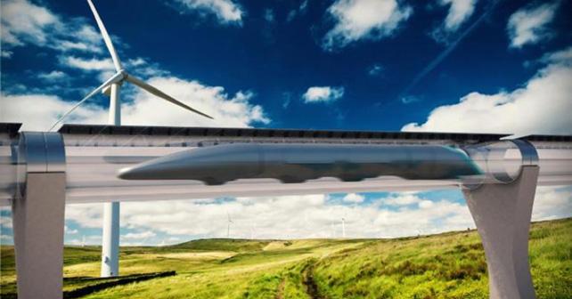 Lidská potrubní dráha by v budoucnu mohla spojit Prahu a Brno