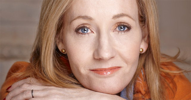 J.K. Rowling už není miliardářka, a to pro svou pomoc charitě
