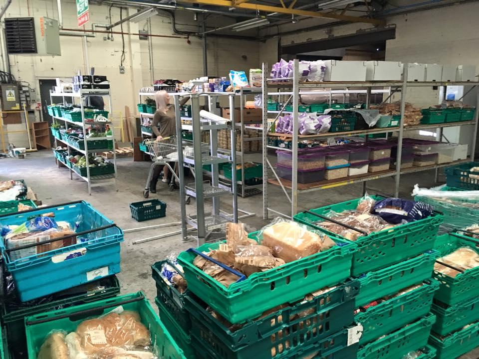 Británie má svůj první supermarket s přebytečnými potravinami
