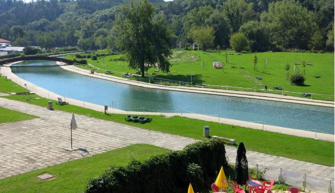 Na brněnské Riviéře vznikne do dvou let mobilní kluziště i sportovně-relaxační centrum