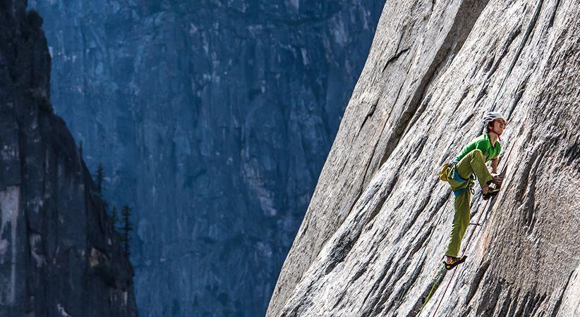 Čerstvý mistr světa v lezení Adam Ondra se pokusí o zdolání americké Dawn Wall