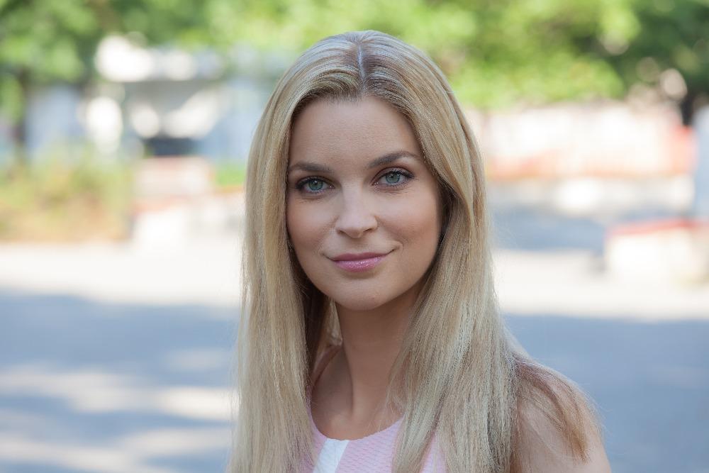 Ve věcech potřebuji vidět smysl, říká autorka antistresového diáře Veronika Poláčková