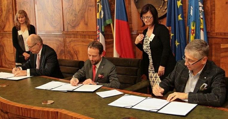 Ostrava chce změnit tvář i díky spolupráci s univerzitami
