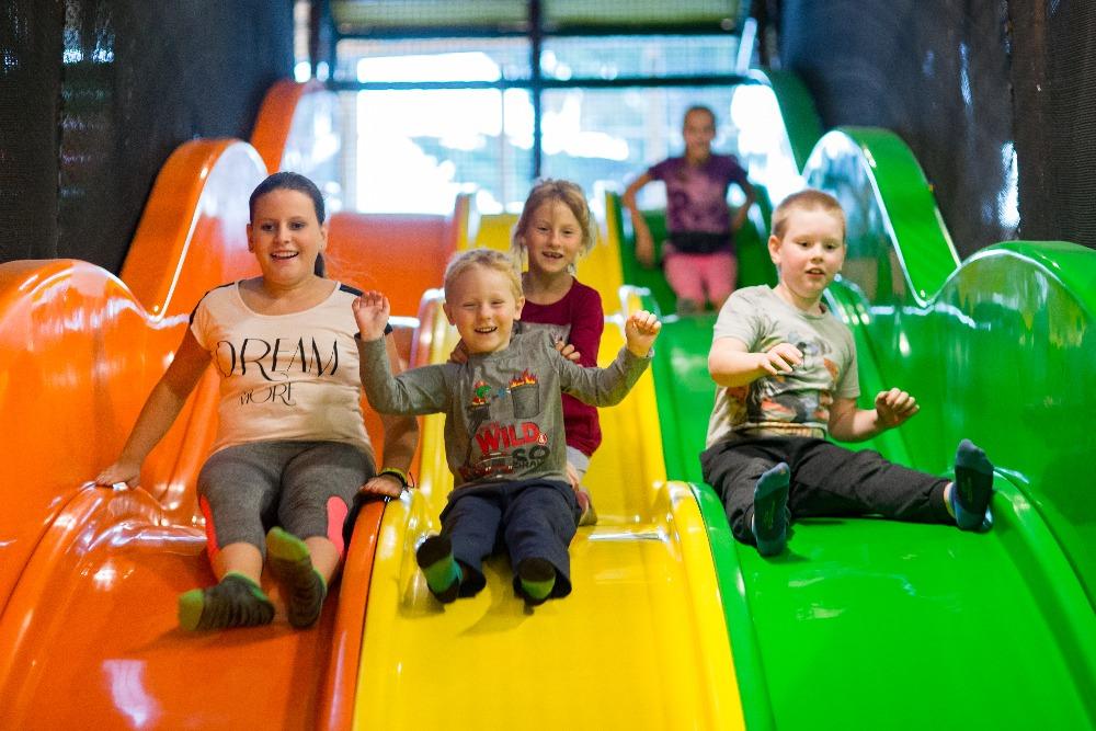 Nový zábavní park v Olomouci láká děti i dospělé na téměř 30 atrakcí