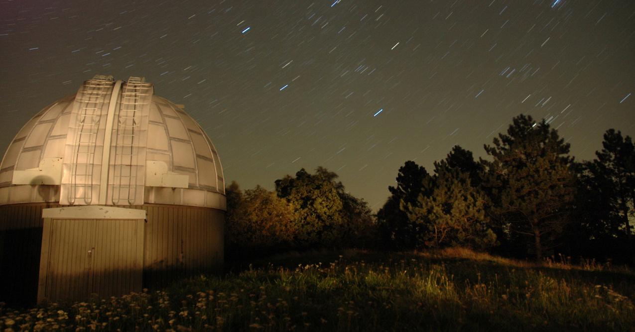 Astronomové ve Zlíně objevili tisící proměnnou hvězdu
