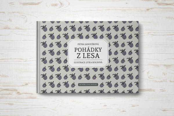Žena vytvořila knižní verzi adventního kalendáře plnou pohádek