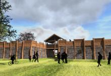 V Nasavrkách na Chrudimsku se otevřel pravý keltský skanzen
