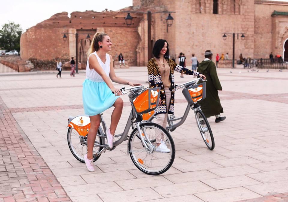 Maroko jako první země v Africe spustilo bikesharing