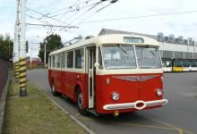 V Pardubicích bude od letoška jezdit unikátní historický trolejbus