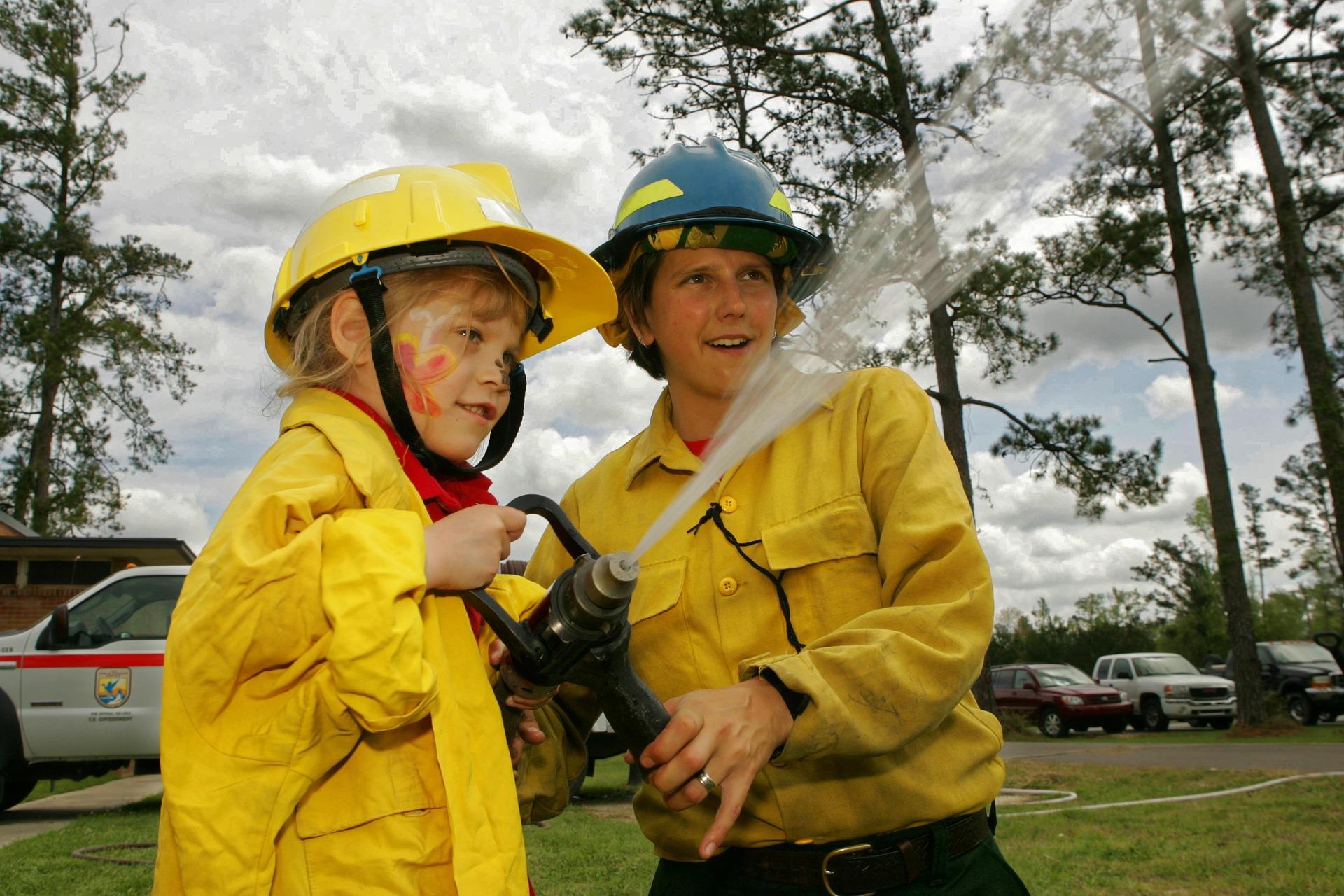 Nadace podpořila dobrovolné hasiče podílející se na komunitním životě