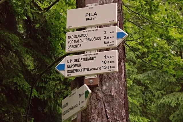 Turisté mohou využívat novou mobilní aplikaci pro Brdsko a Ralsko