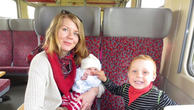 Jsme více v kontaktu se světem, říká Markéta Ubíková z car-free rodiny