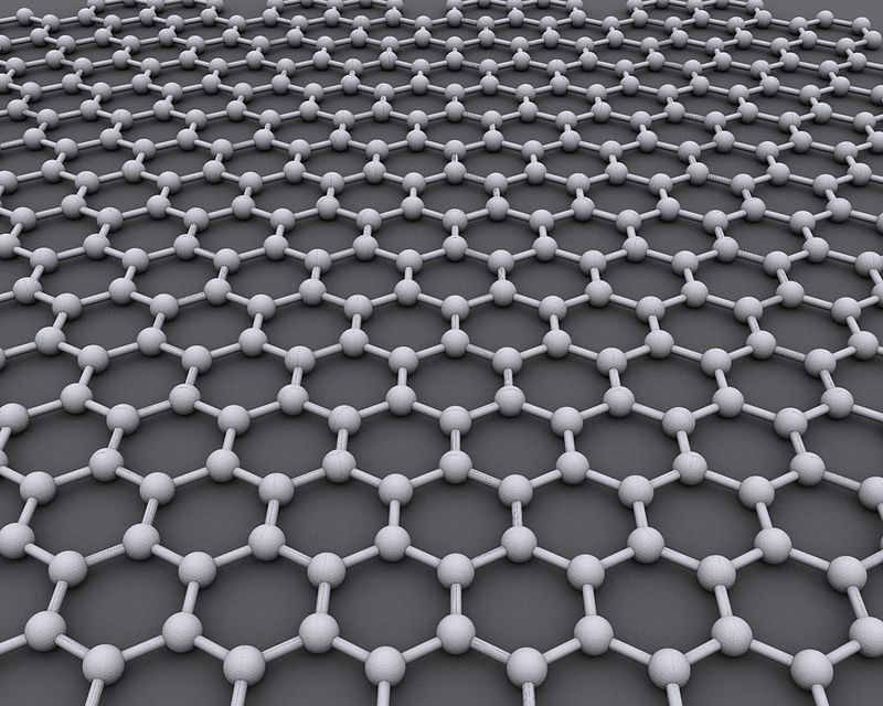 Olomoučtí vědci získali nekovový magnet z grafenu