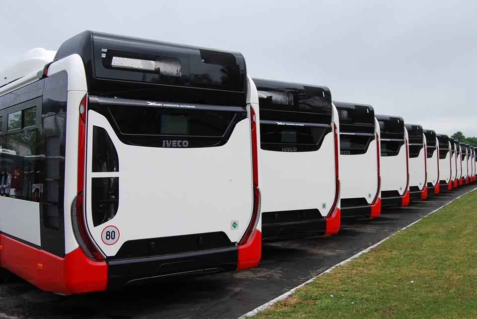 Brněnská MHD se rozroste o 60 nových autobusů. Přibudou i infopanely