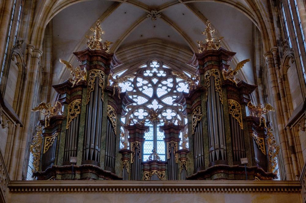 Katedrála svatého Víta se dočká nových varhan