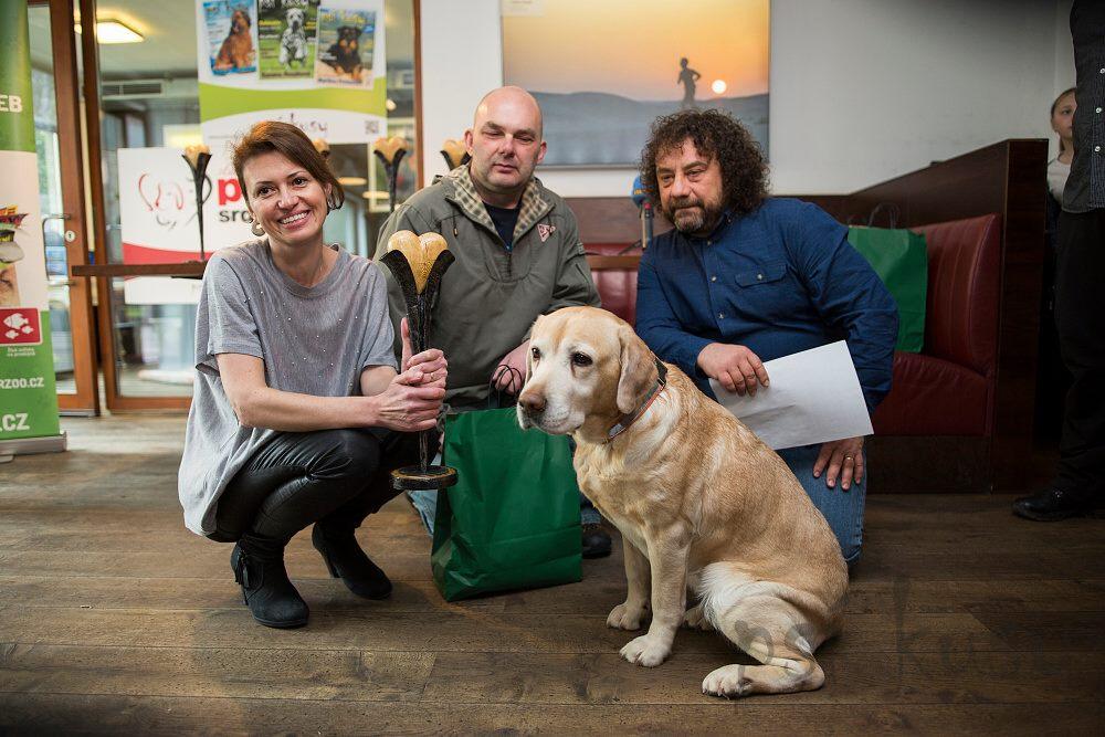 Zvláštní ocenění vyzdvihlo výjimečné činy psích hrdinů