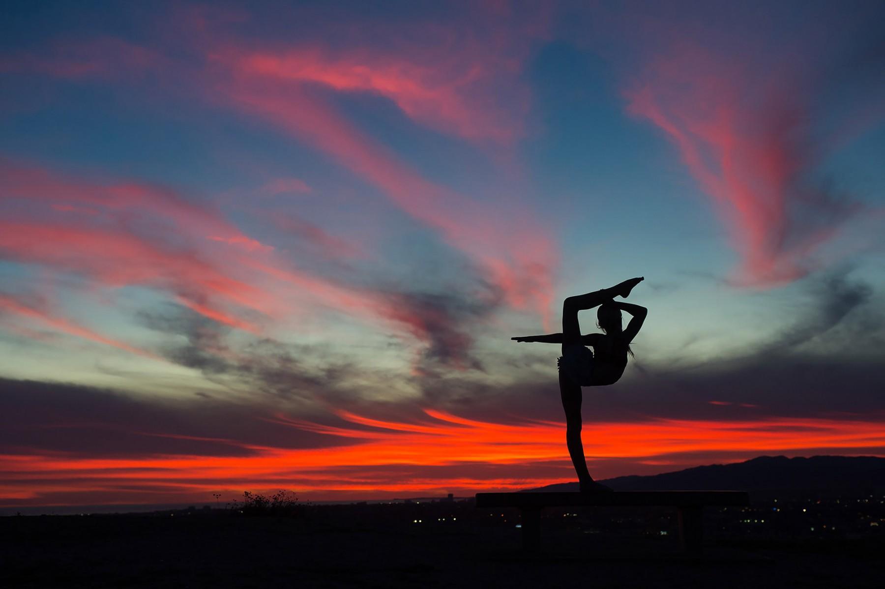 Fotograf ve své sérii zobrazuje děti s vášní pro tanec