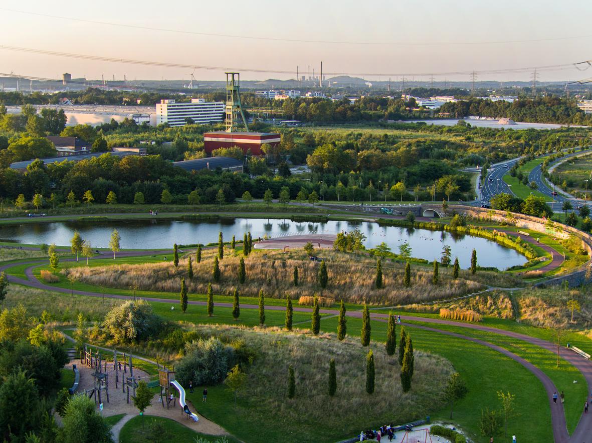 Evropským zeleným městem pro rok 2017 je německý Essen