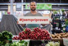 Češi už jsou připraveni kupovat si křivou zeleninu, říká Anna Strejcová ze Zachraň jídlo