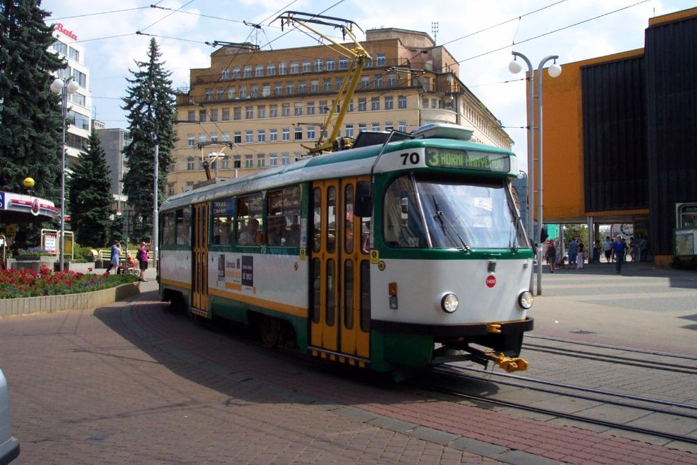 Liberecké muzeum láká návštěvníky na tramvajový ovládací pult