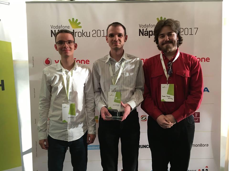 Plzeňští studenti vyvinuli aplikaci monitorující počasí v celém světě