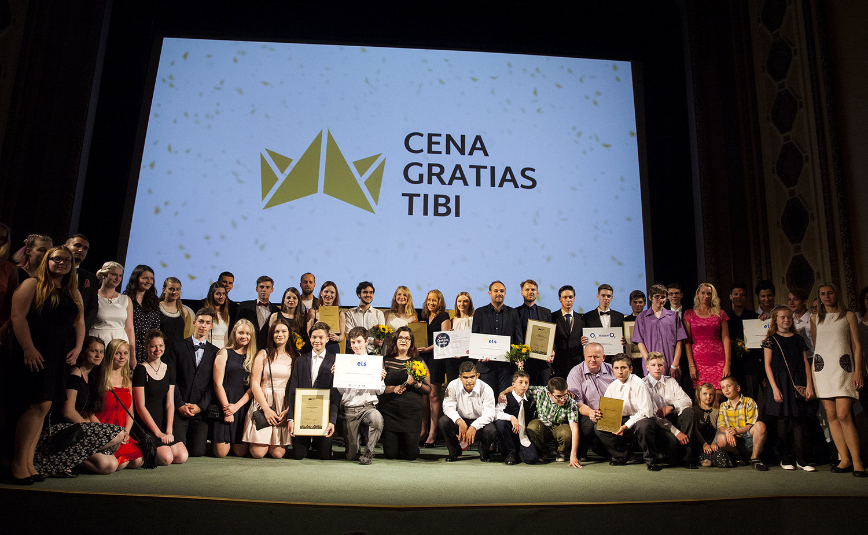 Cena Gratias Tibi vyzdvihla aktivní mladé lidi a jejich projekty