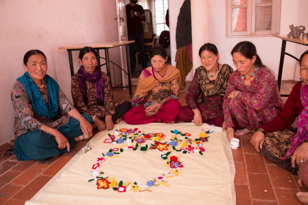Ženy v Himálajích se svým projektem chtějí zachránit sněžné leopardy