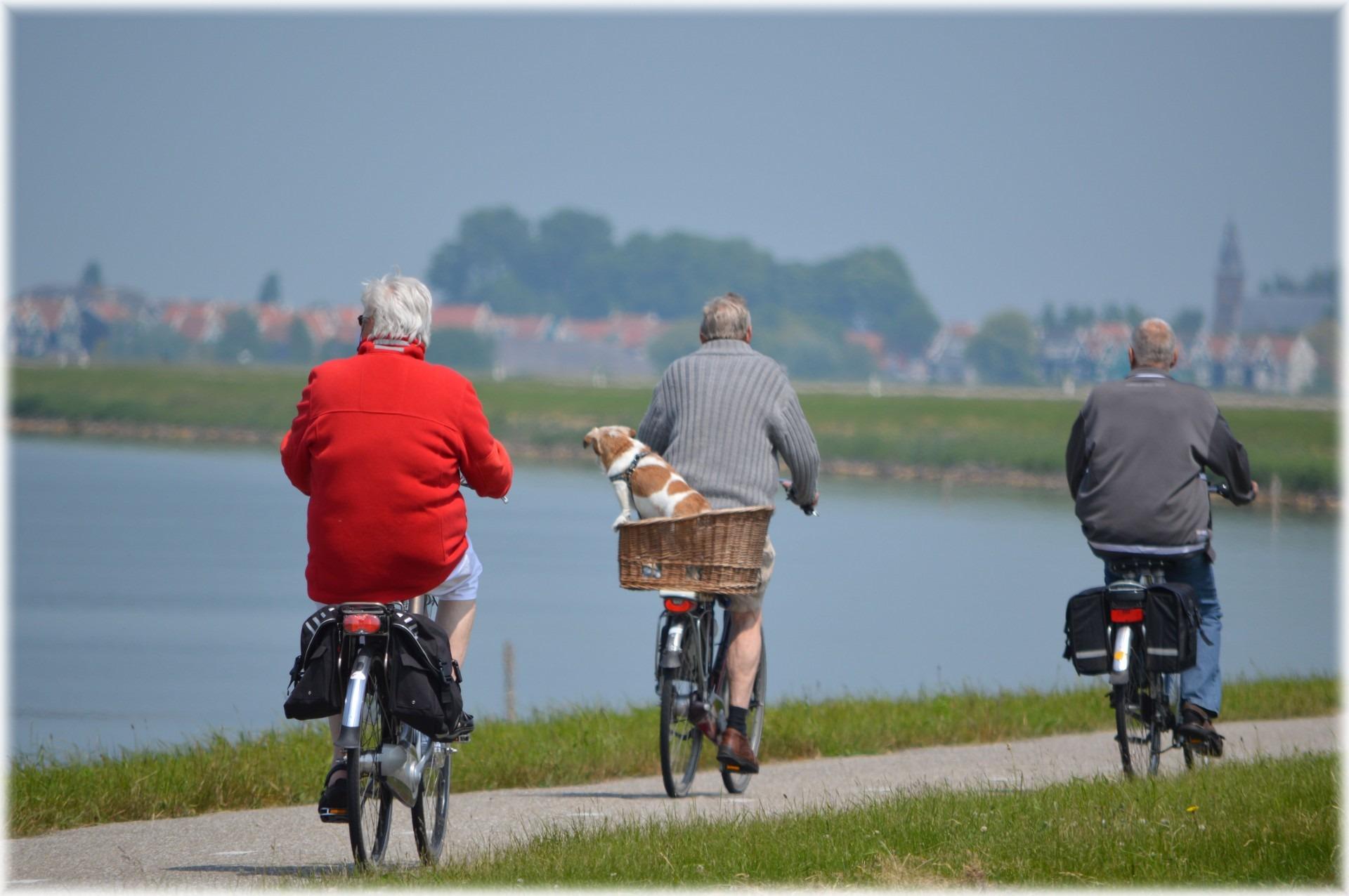 Nastavení mysli může ovlivnit stárnutí