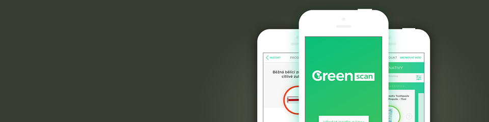 Vznikající česká aplikace po načtení kódu prozradí škodlivé látky v kosmetice