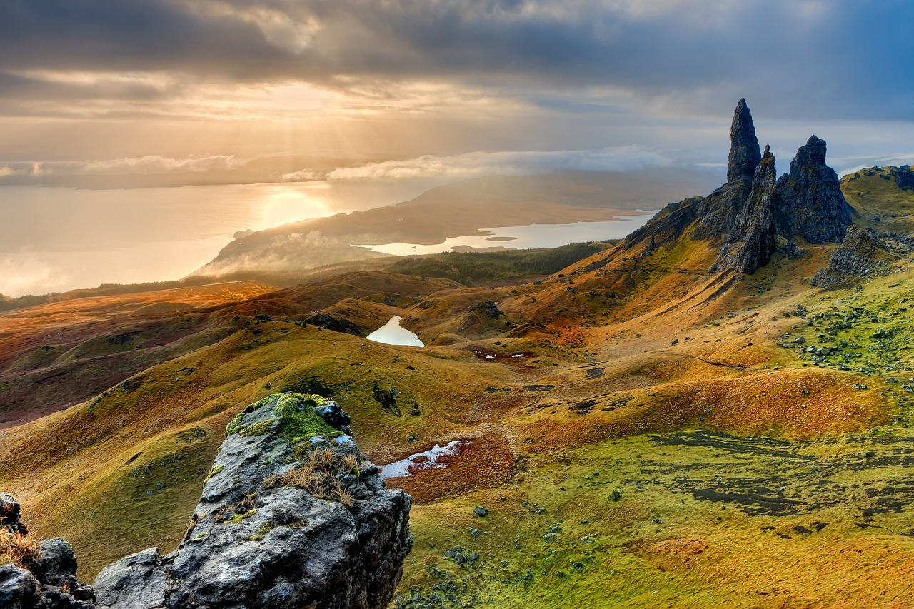 Skotsko je podle turistů nejkrásnější zemí na světě