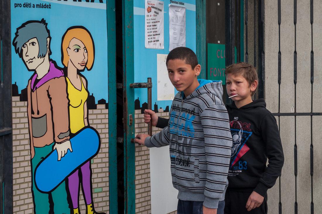 Klub Uličník pomáhá na Plzeňsku dětem z vyloučených lokalit