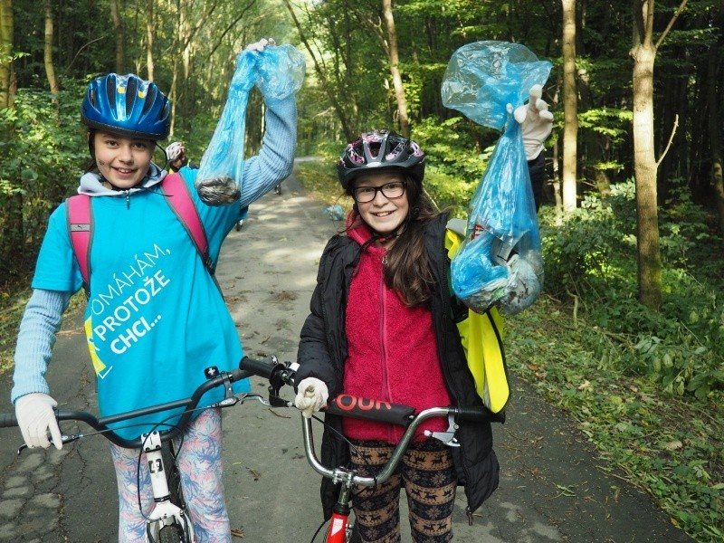 Dobrovolníci v Česku budou tři dny pracovat na zlepšení svého okolí